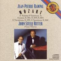 Mozart: Sonatas & Variations