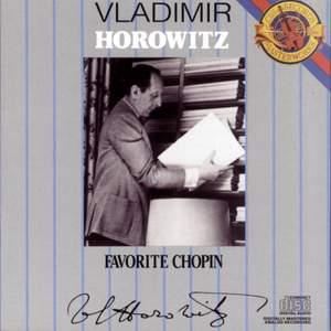 Horowitz: Favourite Chopin