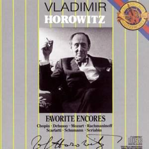 Horowitz: Favorite Encores