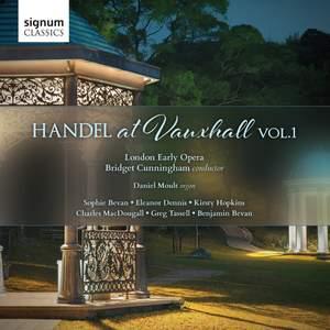Handel at Vauxhall, Volume 1 Product Image