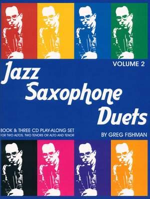 Fishman, G: Jazz Saxophone Duets 2