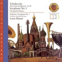 The Great Tchaikovsky Symphonies, Vol. 2