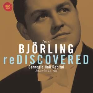 Bjoerling reDiscovered