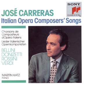 Italian Operas Composers' Songs