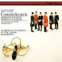 L. Mozart, Fasch & Mouret: Concerti da Caccia
