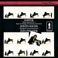 Bartók: Music for Strings, Percussion and Celesta