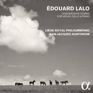 Lalo: Concertante Works for Violin, Cello & Piano Product Image