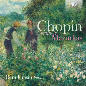 Chopin: Complete Mazurkas Product Image