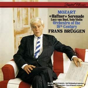 Mozart: Haffner Serenade & March