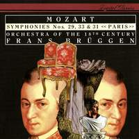Mozart: Symphonies Nos. 29, 31 & 33