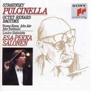 Stravinsky: Pulcinella, Ragtime, Renard & Octet