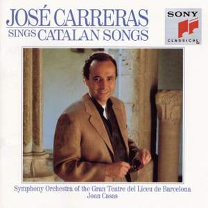José Carreras Sings Catalan Songs