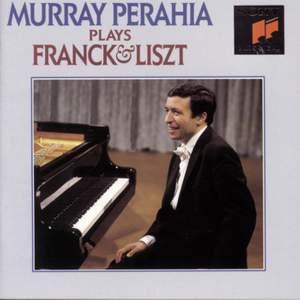 Murray Perahia plays Franck and Liszt