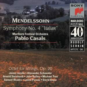 Mendelssohn: Symphony No. 4 & Octet Product Image