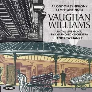 Vaughan Williams: A London Symphony & Symphony No. 8 Product Image