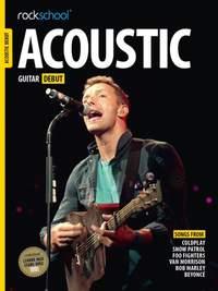 Rockschool Acoustic Guitar - Debut (2016)