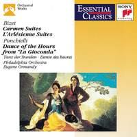Bizet: Carmen and L'Arlésienne Suites