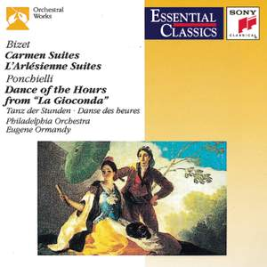 Bizet: Carmen and L'Arlésienne Suites Product Image