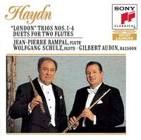 Haydn: 'London' Trios & Duets for Two Flutes