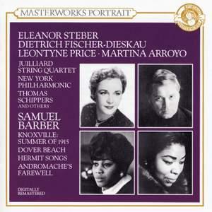 Barber: Vocal Works