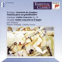 Rodrigo, Giuliani & Vivaldi: Guitar Concertos