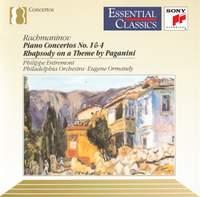 Rachmaninoff: Piano Concertos Nos. 1 & 4; Rhapsody on a Theme of Paganini