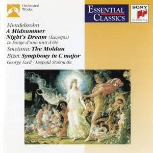 Bizet: Symphony in C Major & Mendelssohn: A Midsummer Night's Dream