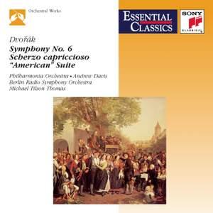Dvorak: Symphony No. 6 & other orchestral works