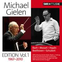 Michael Gielen Edition Volume 1