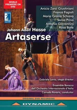 Hasse, J A: Artaserse (1730 Venice version)