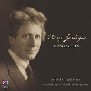 Percy Grainger: Piano Works Product Image