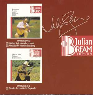 Highlights from the Julian Bream Edition The Ultimate Guitar Collection