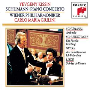 Schumann: Piano Concerto & other piano works