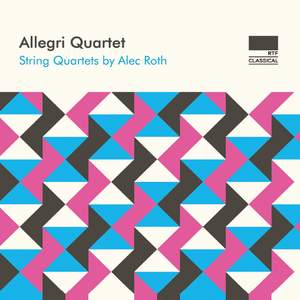 Allegri Quartet play String Quartets by Alec Roth