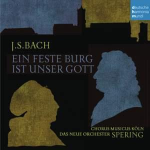 JS Bach: Ein feste Burg ist unser Gott Product Image