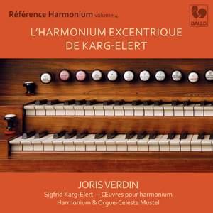 L'harmonium excentrique de Sigfrid Karg-Elert Product Image
