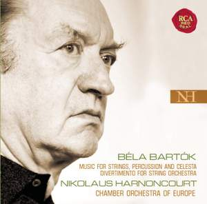 Bartók: Music for Strings, Percussion and Celesta & Divertimento Product Image