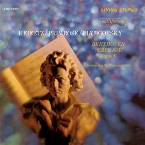 Beethoven: Serenade Op. 8 & Kodály: Duo Op. 7