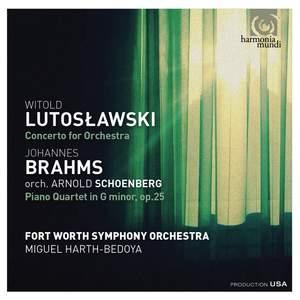 Lutosławski: Concerto for Orchestra