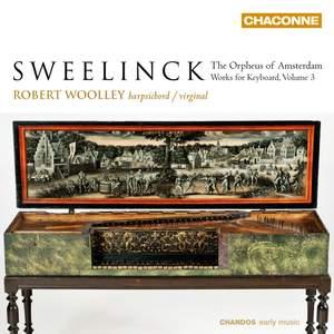 Sweelinck: Works for Keyboard, Vol. 3