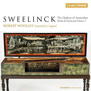 Sweelinck: Works for Keyboard, Vol. 3 Product Image