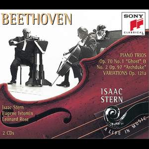 Beethoven: Piano Trios and Variations