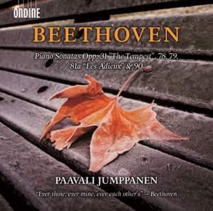 Beethoven: Piano Sonatas Volume 4