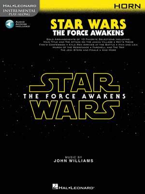 John Williams: Star Wars: The Force Awakens - Horn