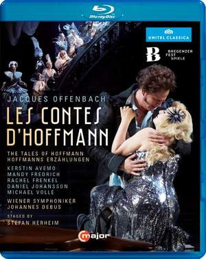 Offenbach: Les Contes d'Hoffmann Product Image