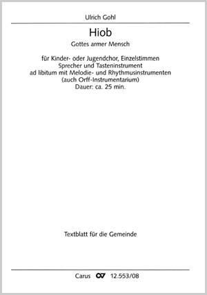 Ulrich Gohl: Hiob