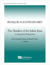 François-Auguste Gevaert: The Slumber of the Infant Jesus