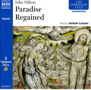 John Milton: Paradise Regained (unabridged) Product Image
