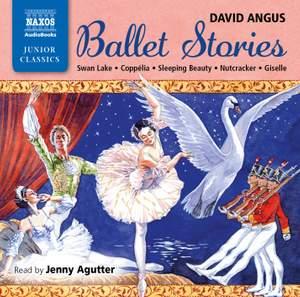 David Angus: Ballet Stories (unabridged) Product Image