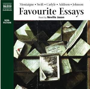 Favourite Essays: An Anthology Product Image